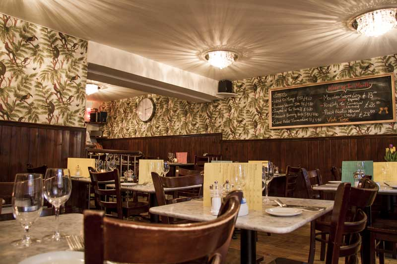Thistle Street Restaurant - News, Events and Seasonal Menus